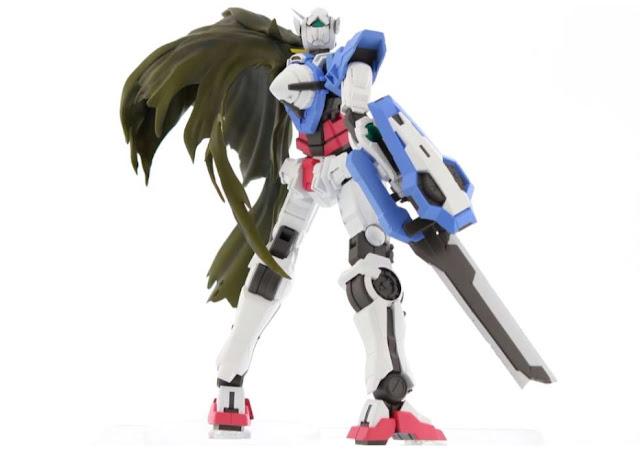 Pareidolia Figure - Gundam Exia Repair - Gundam Kits Collection News and Reviews