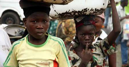 THE STATE OF CHILD LABOUR IN GHANA