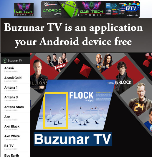 Download Free BUZUNAR TV - IPTV Apk For Android This App Provide Lots of PremiumCable Channel,SportsChannel,Movies Channel.Watch LiveTVAny Where In The World Through Internet With Multiple Devices Like Computers,Tablets,SmartsPhones Smart TV Must Have Android Devices.