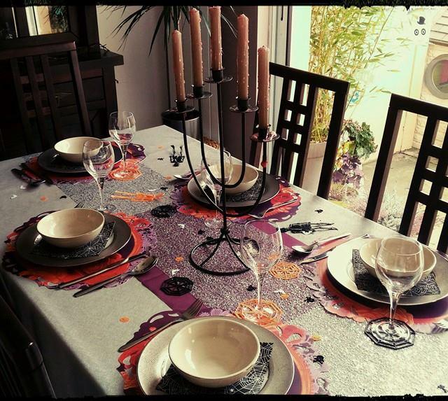 le temps des joujoux notre repas d 39 halloween. Black Bedroom Furniture Sets. Home Design Ideas