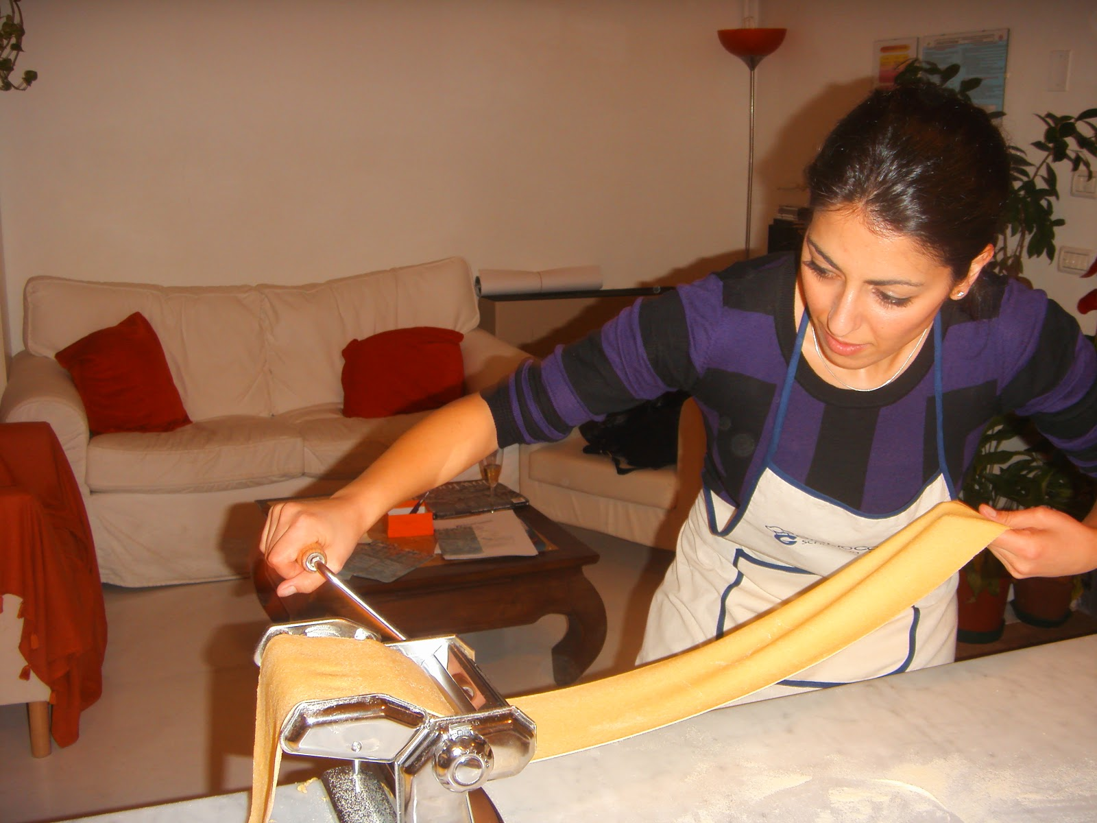 Natalie Chopped Food Network