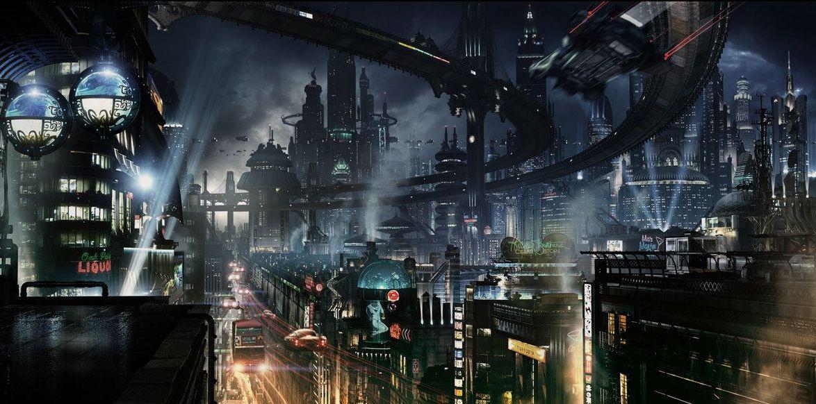 Futurist Anime Girl Wallpaper Habitar La Forma La Ciudad Como Sede De La Imaginaci 243 N