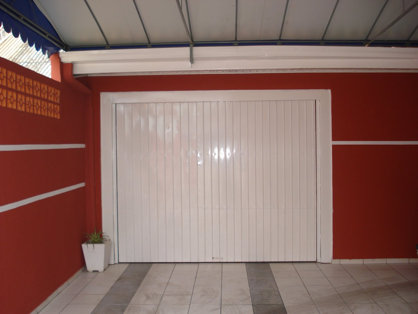 PORTAL PINTURA E ARTE SILVA Muros beirais e detalhes na casa em texturas corpo da casa