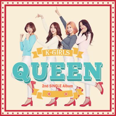 [Single] K-Girls – Queen