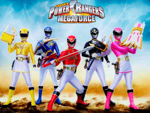 megaforce in action