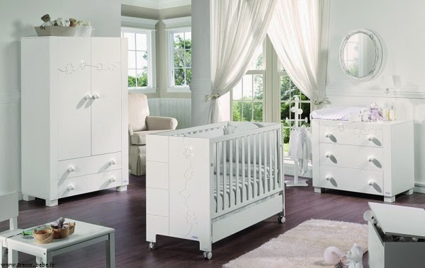 Chambre Bebe Luxe