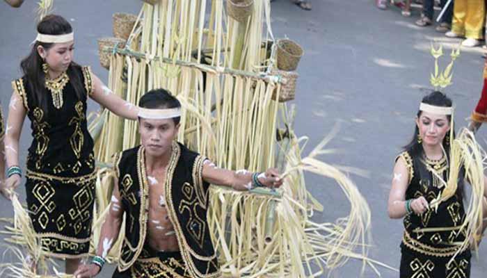 Tari Babangsai, Tarian Tradisional Dari Kalimantan Selatan