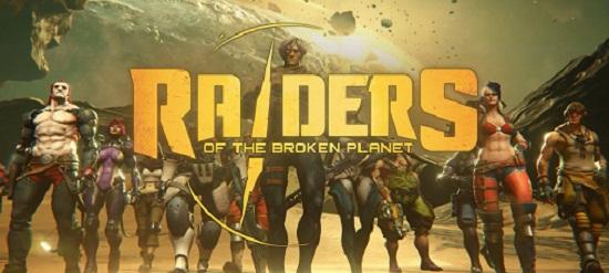 Free Download Raiders of the Broken Planet: Wardog Fury PC Game