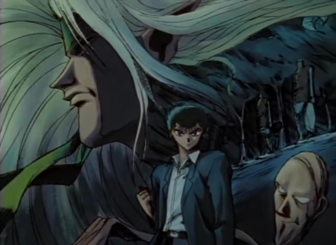 Yu Yu Hakusho Dublado: Episódio 96 – Os Visitantes das Trevas