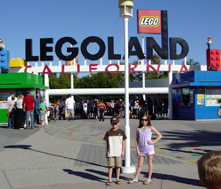Our Trip To San Diego And A Legoland California Review