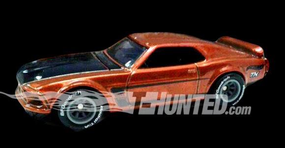 ford mustang 1969 super treasure hunt