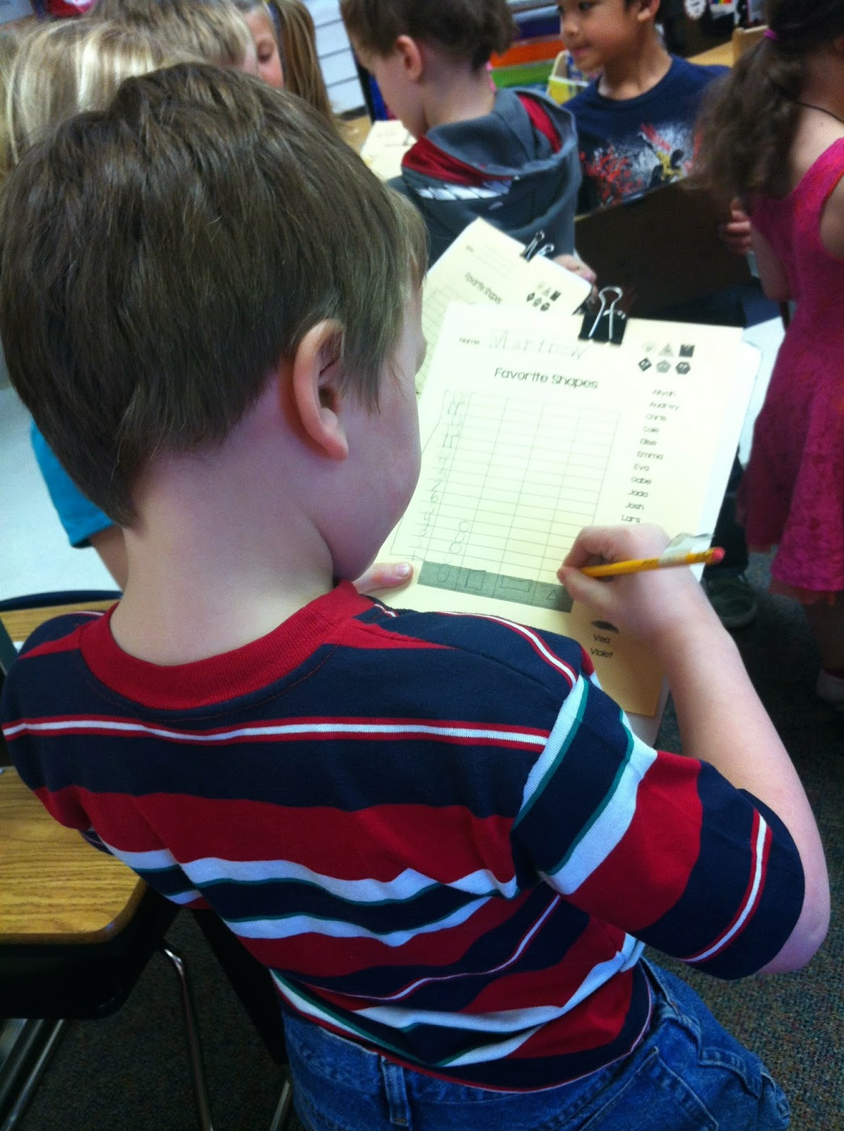 A guest blog post from Jaime and she talks about her favorite three things in the classroom!
