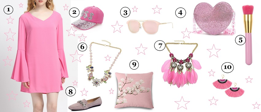 A Pink Wishlist from Gamiss