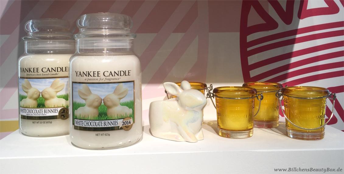 Yankee Candle - Alle Kollektionen und Duftbeschreibungen für 2018 - Ostern - White Chocolate Bunnies