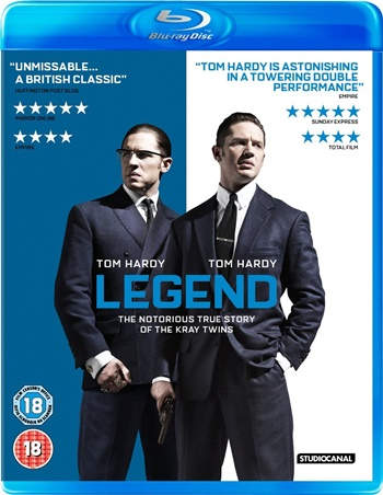Legend (2015) HD 1080p Latino
