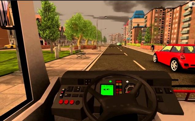 School driving 3D simulator terbaru 2016