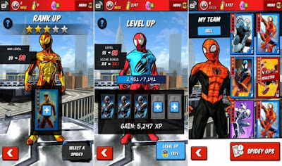 Download SpiderMan V1.6.1 Mod Apk + Data [Unlimited Money]