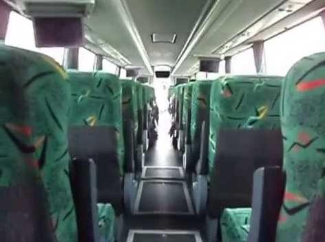 Camión de pasajeros