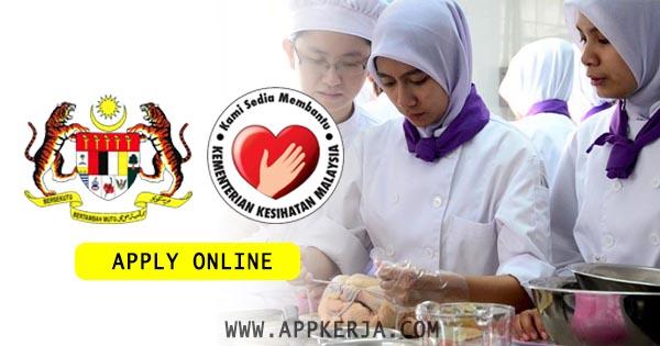 Jawatan Kosong Kerajaan di Jabatan Kesihatan Malaysia Negeri Kelantan - 23 Oktober 2018