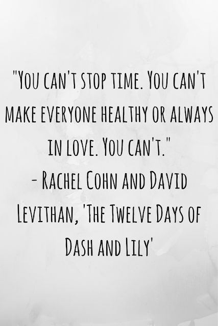Review of 'The Twelve Days of Dash and Lily' by Rachel Cohn and David Levithan