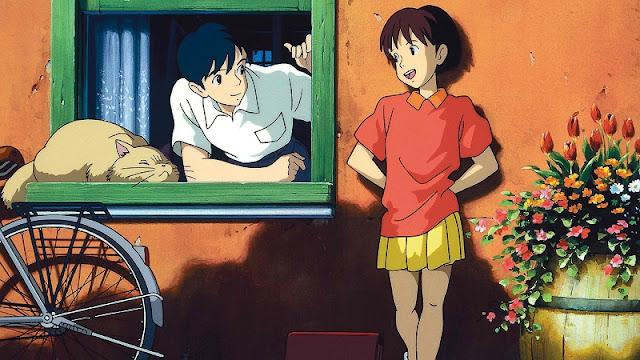 Studio Ghibli's Whisper of the Heart