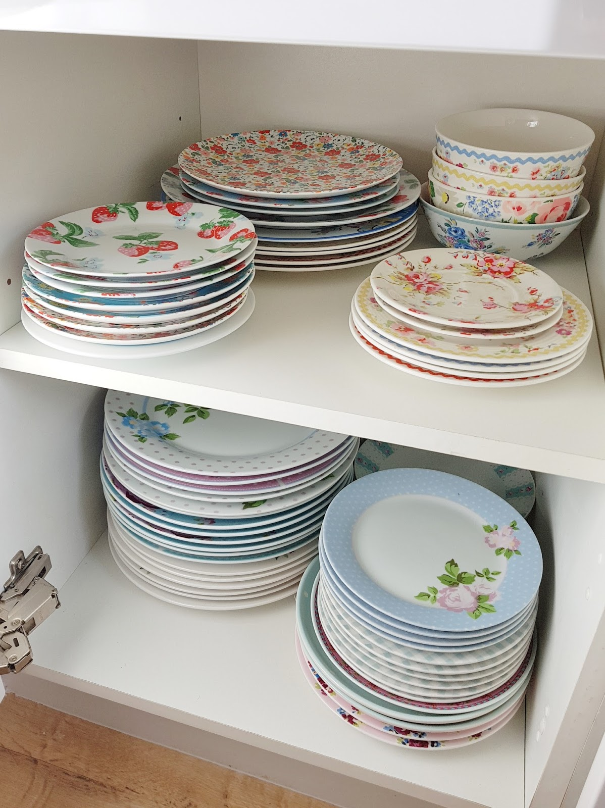 ... I was 18 so thatu0027s almost 10 years of collecting house things and forgetting what I have so ended up buying loads. At least I wonu0027t run out of plates! & My First Home: The Kitchen | Victoriau0027s Vintage | Travel Home Food ...