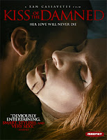 Poster de El beso maldito