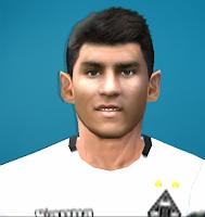 PES 6 Faces Julio Villalba by Gabo CR Facemaker