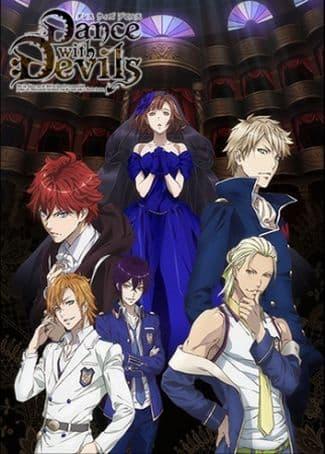 جميع حلقات انمي Dance with Devils مترجم على عدة سرفرات للتحميل والمشاهدة المباشرة أون لاين جودة عالية HD
