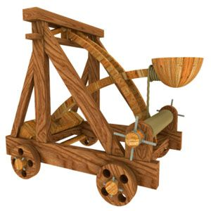 How to Make an Ancient Roman Catapult | Play Catapult