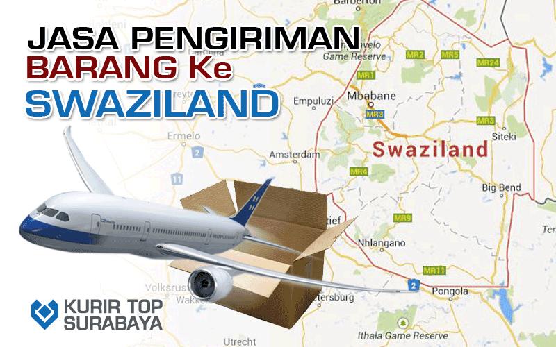 JASA PENGIRIMAN LUAR NEGERI | KE SWAZILAND