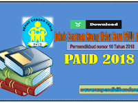 Juknis Bantuan Ruang Kelas Baru PAUD Tahun 2018 Periode ke 2