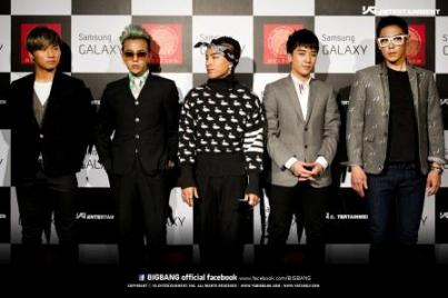 Boy Band Big Bang