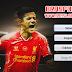 Skin do Philippe Coutinho - Liverpool para Brasfoot 2016