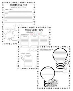 https://www.teacherspayteachers.com/Product/Understanding-Theme-Mentor-Text-Lesson-2819000