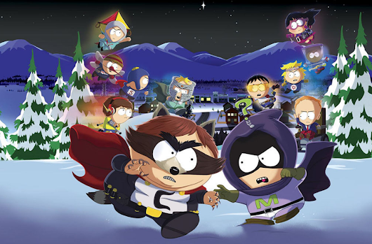 South Park: The Fractured But Whole, The Walking Dead, and More – The Weekend Chill