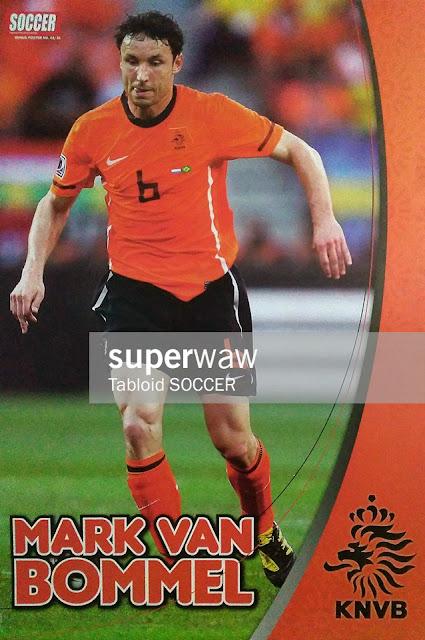 Mark Van Bommel Belanda 2010