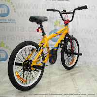 20 Inch United Epica X-7 Alloy Freestyle BMX Bike