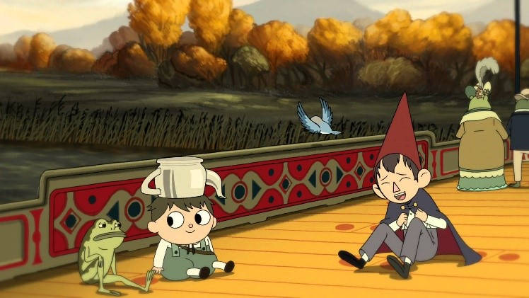 as we enter the second half of the mini series we get an episode thats high on drama to think that it starts out so light hearted about the prospect of - Over The Garden Wall Episode 2