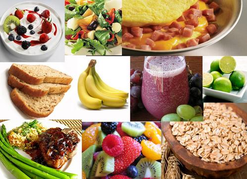 menu diet sehat menurunkan berat badan