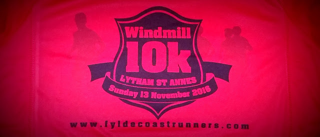 Fylde Coast Runners - Windmill 10k