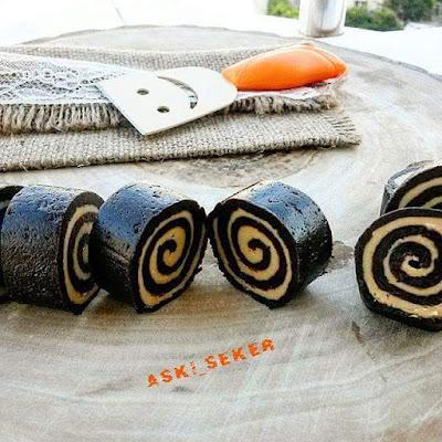 nutellalı çokokremli kurabiye Fındık kremalı kurabiye tarifi nasıl yapılır nurselin mutfağı kolay nefis çocuk kurabiyesi tatlı yemek tarifleri