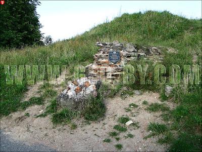 Заславль. Руины древних ворот