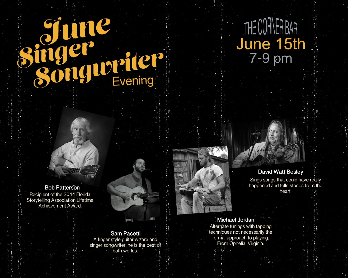 SINGER SONGWRITER NIGHT VI