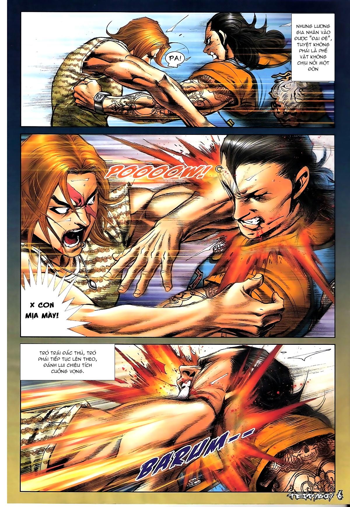 Người Trong Giang Hồ - Chapter 1332: Chiêu gia Tam Liên - Pic 4
