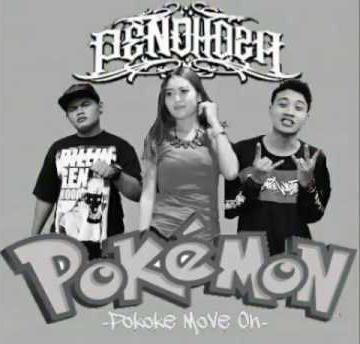 Lirik Lagu Pendhoza - Pokemon (Feat Apsari Barbie)