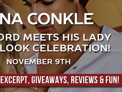 First Look Celebration!: THE LORD MEETS HIS LADY (Midnight Meetings #3)by Gina Conkle #historicalromance #giveaway #promo