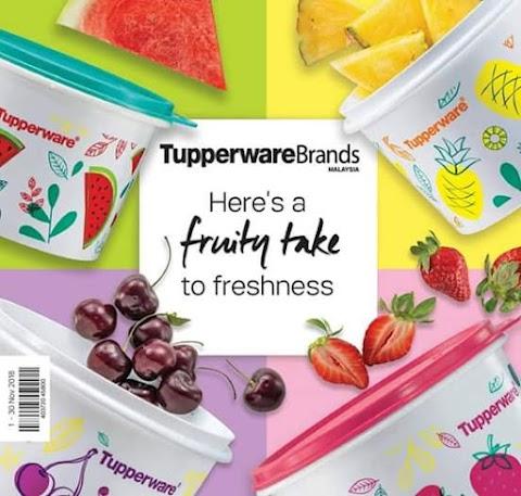 Tupperware Brands: Katalog November 2018