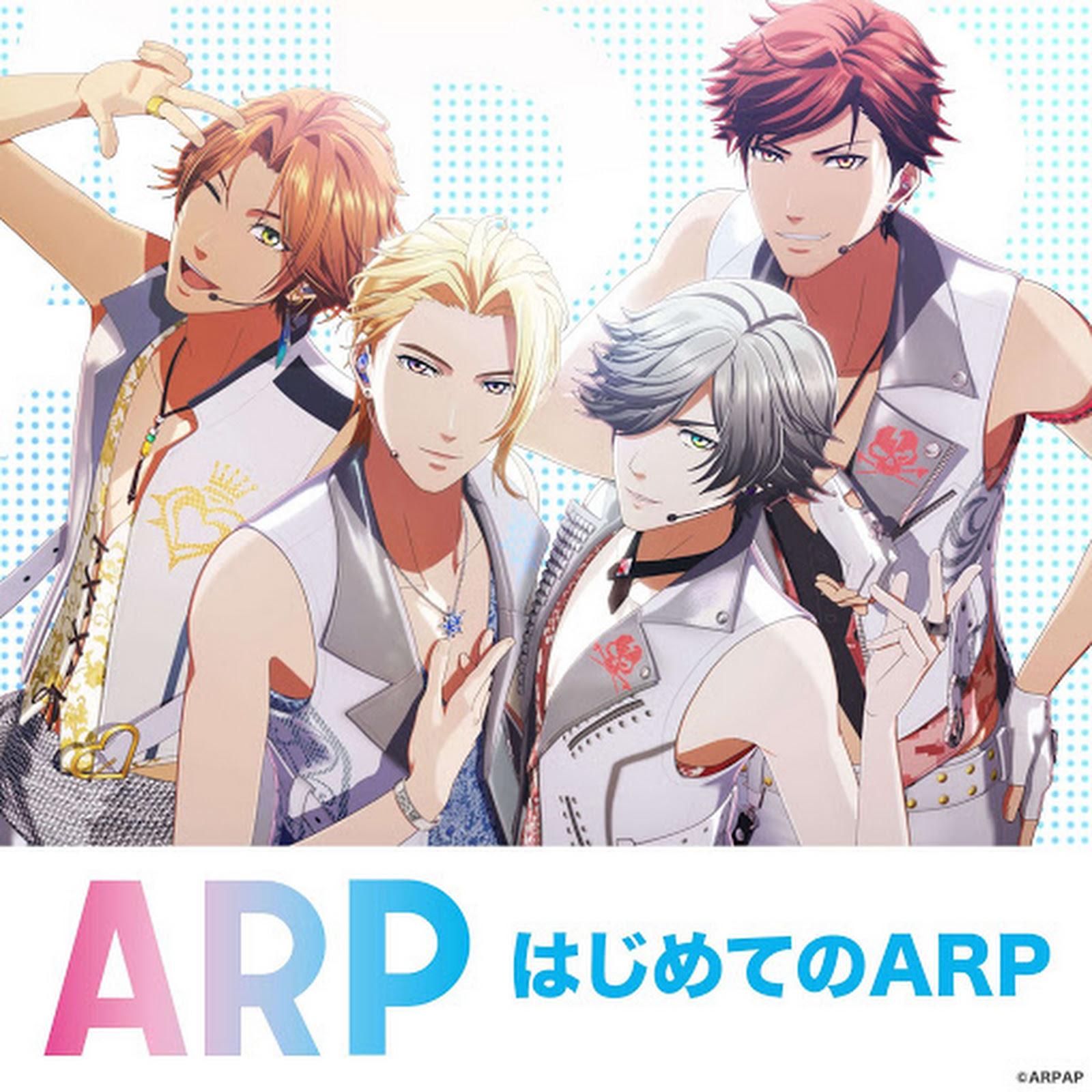 ▷ Descargar ARP Backstage Pass OST - OP&ED + Insert Song [Extendido] [MP3-320Kbps]