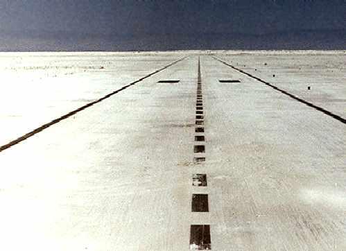 space shuttle landing strip length - photo #4